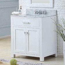 """Creighton 30"""" Single Bathroom Vanity Set"""
