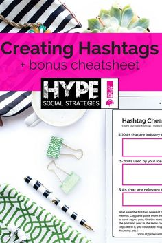 Hashtags can be thought of as little miracle search tools. Not only can they bring people to you, they can help you find people. If your Instagram has stalled out and isn't seeing growth it is time to re-think your hashtag situation.