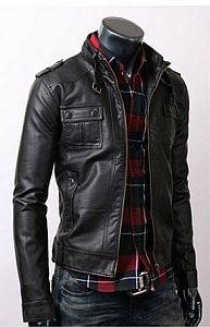 Hombres Mejores Chaquetas Imágenes 20 Man De Fashion Para Cuero PYw1cd4q