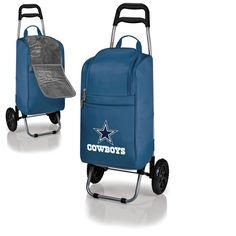 Tennessee Titans Cart Cooler with Trolley-Navy Digital Print Cincinnati Bengals, Indianapolis Colts, Houston Texans, Dallas Cowboys, Wyoming Cowboys, Cowboys Football, Cowboys Gifts, College Football, Logan