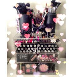 Original Beauty Box Makeup Storage www.originalbeautybox.com