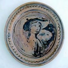 Welcome to FCR Gallery. We are always interested in buying quality Century decorative arts. Pottery Plates, Ceramic Plates, Pottery Art, Virginia Woolf, Ceramic Artists, Ceramic Painting, Vanessa Bell, Bloomsbury Group, Charleston Homes