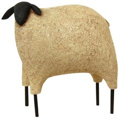 artsy sheep to put on top of the tv (instead of a penguin)