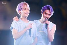 Jeonghan and Jun//Seventeen