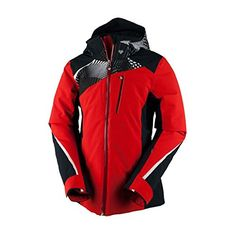 Obermeyer Womens Kitzbuhel Jacket Crimson  6 ** Check this awesome product by going to the link at the image.