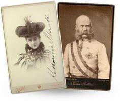 Franz Josef and Katarina Schratt