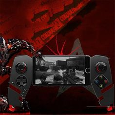 IPEGA 9055 PG-9055 Adjustable Wireless Bluetooth Game Pad Controller Gamepad Joystick Multimedia for Cell phone Tablet PC