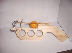 How to Make a Ping Pong Ball Gun | Woodworking Session