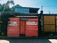 Best tortillas in San Juan del Sur, Nicaragua