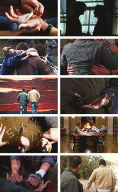 [gifset] Winchesters #Sam #Dean