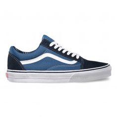 afa126e2cf0b Chaussures Old Skool Vans Old Skool Navy