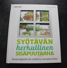 Lasituvan Miniatyyrit - Lasitupa Miniatures: Katin kirjanurkka - Syötävän herkullinen sisäpuuta...