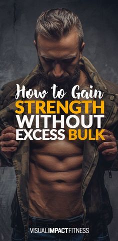 Do you enjoy baggy bodybuilder pants with fanny packs? You will hate this post! Here's how to become strong and lean, without looking like a gym dork.