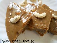 Goan dodol Recipe