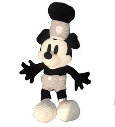 Everybody's talking about the nostalgic novelty of our cozy knit plush. This soft, huggable Mickey is a real doll, and comes in his classic costume from Walt Disney's Steamboat Willie. Mickey Mouse Doll, Disney Parks Merchandise, Steamboat Willie, Real Doll, Steamboats, Gift List, Walt Disney, Plush, Cozy
