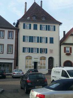 Weil der Stadt: Altes Rathaus von 1270...
