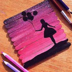 Art drawing ❤