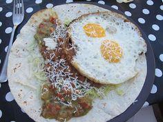 El Vergel, Borough.. Got to love Latin American food!