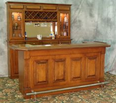 Build-your-own Bar