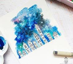 Galaxy Cityscape