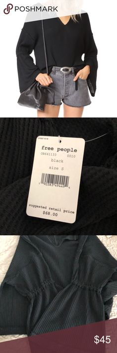 Free People Dahlia Thermal Shirt Free People Dahlia Thermal Shirt Free People Tops