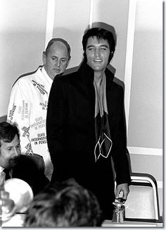 """Wise men say...""  Happy birthday, Elvis...and I am so lucky to share my birthday with the King of Rock and Roll!"