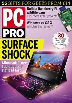 PC Pro - January 2014 English | 156 Pages | True PDF | 34.62 Mb