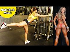 NATHALIA MELO - IFBB Bikini Pro: Total Body Workouts to Build Muscle and...