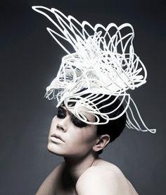 hats for women sculpture - Cerca con Google