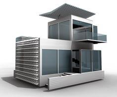This is Future Living | Yanko Design