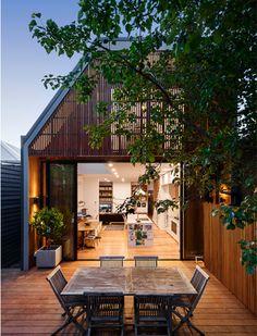 Galeria de Residência em Hawthorn / Alexandra Buchanan Architecture - 1