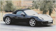 +5More info on Porsche Boxster View all Porsche Boxster Cars for Sale View all Porsche Boxster Reviews View all Porsche Boxster Leasing DealsThese are the best spy pictures yet of the new Porsche Boxster, as the disguise is stripped away from the snout of 2012's new roadster.   #Audi #Porsche #PorscheBoxster #PorscheBoxster(2012)latestspypictures #SpyShots