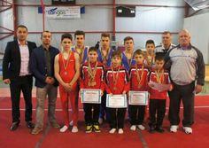 LugojOnline - Numar record de medalii. Gimnastii lugojeni domina Campionatele Nationale Scolare
