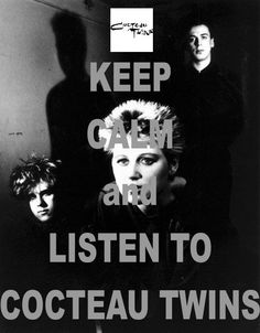 Every time I am stressed or melancholy. Yes almost daily I must blast these tunes Cocteau Twins, Like A Rolling Stone, Local Music, Punk Goth, Music People, Types Of Music, Cool Posters, Music Love, Talk To Me