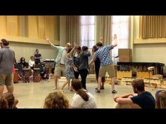 Orff Schulwerk Level 1 - YouTube