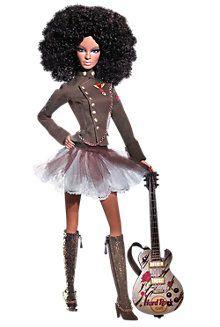 <em>Hard Rock Cafe</em> Barbie® Doll