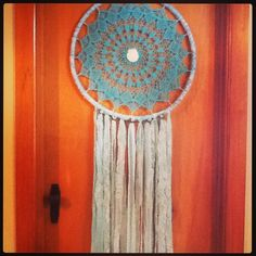 A Vintage Dream custom ordered made with  love dreamcatcher diy