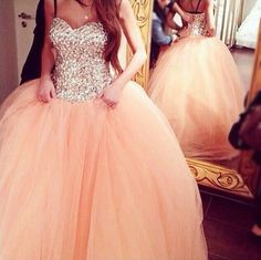 Ball GownProm Dresses Quinceanera Dresses