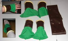 Cosplay Island | View Costume | Tomecko - Toph Bei Fong