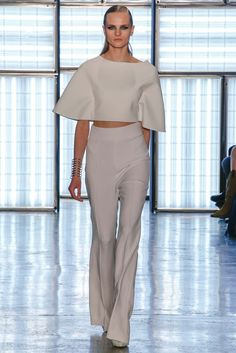 Cushnie et Ochs: New York Runway   Fall 2015 RTW // Empress of Style