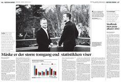 Artikel i Berlingske d. 9. januar 2013: Mere tomgang end hidtil antaget
