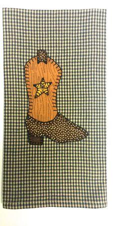 Stars And Stripes Patriotic Applique Tea Towel, Kitchen Towel, Dish Towel,  Hand Towel, 4th Of July | Home U0026 Living | Pinterest | Seasonal Decor