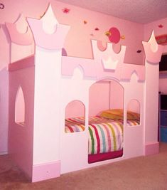 Easy fairy castle