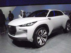 Hyundai Intrado Concept - 2014 Geneva Auto Show