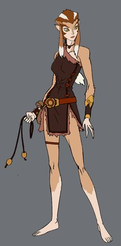 Here is the new concept art for Pumyra for ThunderCats. I made some changes to her hair because it felt to earth-like. But I tried to save as much . Pumyra new design Fantasy Characters, Female Characters, Cartoon Characters, Character Concept, Character Art, Concept Art, Dan Norton, Desenhos Hanna Barbera, Cartoon Network
