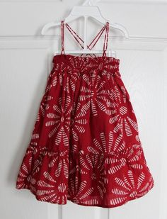 Baby Gap Sundress Girl's 18 24 M Months Red White Summer Dress With Bloomers EUC #babyGap #Everyday Check out my other items for sale here! http://www.ebay.com/sch/alittlecupcake/m.html