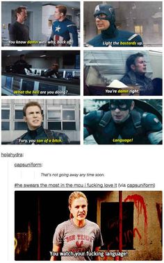 23 Times Tumblr's Love For Captain America Got It Right (BuzzFeed): I love Cap.