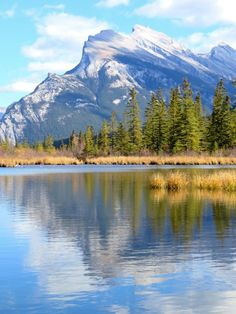 Banff National Park Canada a travel destination for all.