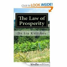 The Law of Prosperity will teach you the basic elements of achieving prosperity.