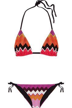 MISSONI . #missoni #cloth #bikini
